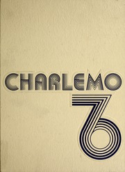 1976 Edition, Saint Charles High School - Charlemo Yearbook (St Charles, MO)