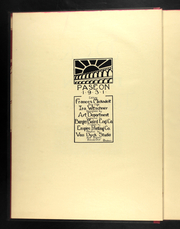 Page 8, 1931 Edition, Paseo High School - Paseon Yearbook (Kansas City, MO) online yearbook collection