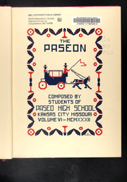 Page 7, 1932 Edition, Paseo High School - Paseon Yearbook (Kansas City, MO) online yearbook collection