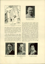 Page 17, 1933 Edition, Paseo High School - Paseon Yearbook (Kansas City, MO) online yearbook collection
