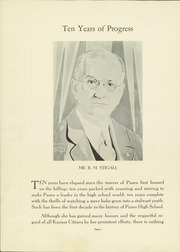 Page 6, 1936 Edition, Paseo High School - Paseon Yearbook (Kansas City, MO) online yearbook collection