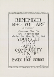 Page 10, 1945 Edition, Paseo High School - Paseon Yearbook (Kansas City, MO) online yearbook collection