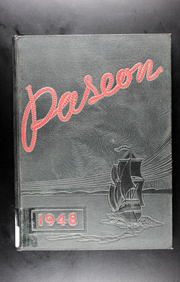 Page 1, 1948 Edition, Paseo High School - Paseon Yearbook (Kansas City, MO) online yearbook collection