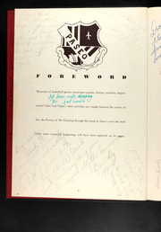 Page 6, 1948 Edition, Paseo High School - Paseon Yearbook (Kansas City, MO) online yearbook collection