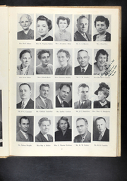 Page 11, 1950 Edition, Paseo High School - Paseon Yearbook (Kansas City, MO) online yearbook collection