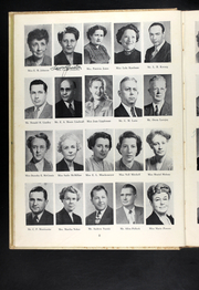 Page 12, 1950 Edition, Paseo High School - Paseon Yearbook (Kansas City, MO) online yearbook collection
