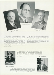 Page 11, 1960 Edition, Paseo High School - Paseon Yearbook (Kansas City, MO) online yearbook collection