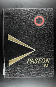 Paseo High School - Paseon Yearbook (Kansas City, MO) online yearbook collection, 1962 Edition, Page 1