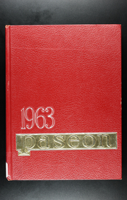 Paseo High School - Paseon Yearbook (Kansas City, MO) online yearbook collection, 1963 Edition, Page 1
