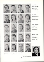Page 45, 1958 Edition, Urich High School - Tigerette Yearbook (Urich, MO) online yearbook collection