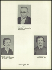Page 11, 1958 Edition, Union High School - Amican Yearbook (Union, MO) online yearbook collection