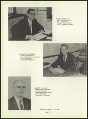 Page 12, 1958 Edition, Union High School - Amican Yearbook (Union, MO) online yearbook collection