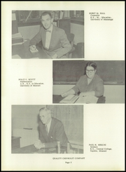 Page 14, 1958 Edition, Union High School - Amican Yearbook (Union, MO) online yearbook collection