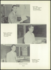 Page 15, 1958 Edition, Union High School - Amican Yearbook (Union, MO) online yearbook collection