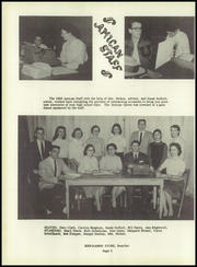 Page 8, 1958 Edition, Union High School - Amican Yearbook (Union, MO) online yearbook collection