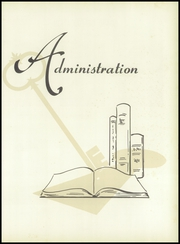 Page 9, 1958 Edition, Union High School - Amican Yearbook (Union, MO) online yearbook collection