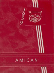 1959 Edition, Union High School - Amican Yearbook (Union, MO)