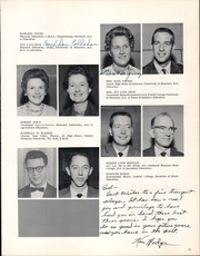 Page 15, 1964 Edition, Union High School - Amican Yearbook (Union, MO) online yearbook collection