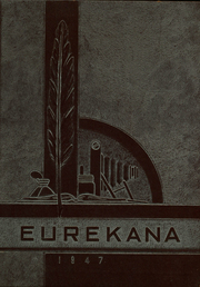 Eureka High School - Eurekana Yearbook (Eureka, MO) online yearbook collection, 1947 Edition, Page 1