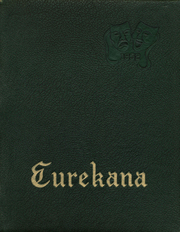 Eureka High School - Eurekana Yearbook (Eureka, MO) online yearbook collection, 1952 Edition, Page 1