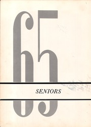 Page 16, 1965 Edition, Eureka High School - Eurekana Yearbook (Eureka, MO) online yearbook collection