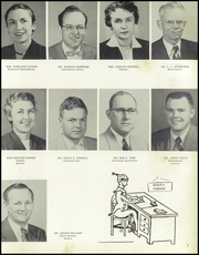 Page 11, 1956 Edition, Washington High School - Washingtonian Yearbook (Washington, MO) online yearbook collection