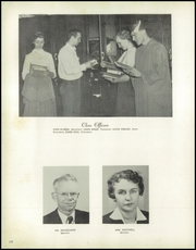 Page 14, 1956 Edition, Washington High School - Washingtonian Yearbook (Washington, MO) online yearbook collection