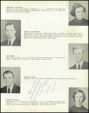 Page 15, 1956 Edition, Washington High School - Washingtonian Yearbook (Washington, MO) online yearbook collection