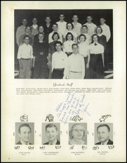 Page 8, 1956 Edition, Washington High School - Washingtonian Yearbook (Washington, MO) online yearbook collection