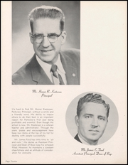 Page 16, 1957 Edition, Parkview High School - Viking Log Yearbook (Springfield, MO) online yearbook collection