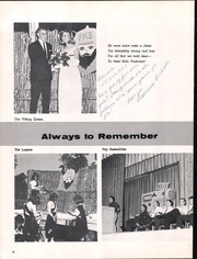 Page 10, 1965 Edition, Parkview High School - Viking Log Yearbook (Springfield, MO) online yearbook collection