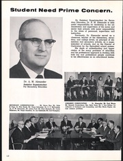 Page 16, 1965 Edition, Parkview High School - Viking Log Yearbook (Springfield, MO) online yearbook collection