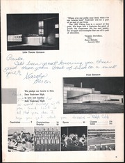 Page 7, 1965 Edition, Parkview High School - Viking Log Yearbook (Springfield, MO) online yearbook collection