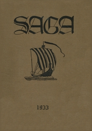 Page 1, 1933 Edition, Normandy High School - Saga Yearbook (Normandy, MO) online yearbook collection