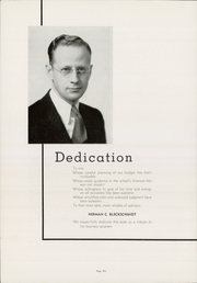 Page 10, 1937 Edition, Normandy High School - Saga Yearbook (Normandy, MO) online yearbook collection