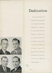 Page 11, 1938 Edition, Normandy High School - Saga Yearbook (Normandy, MO) online yearbook collection
