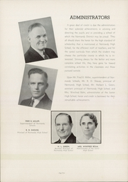 Page 16, 1938 Edition, Normandy High School - Saga Yearbook (Normandy, MO) online yearbook collection