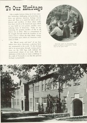 Page 9, 1945 Edition, Normandy High School - Saga Yearbook (Normandy, MO) online yearbook collection