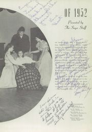 Page 7, 1952 Edition, Normandy High School - Saga Yearbook (Normandy, MO) online yearbook collection