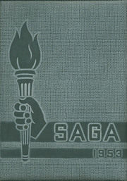 Normandy High School - Saga Yearbook (Normandy, MO) online yearbook collection, 1953 Edition, Page 1