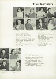 Page 16, 1953 Edition, Normandy High School - Saga Yearbook (Normandy, MO) online yearbook collection