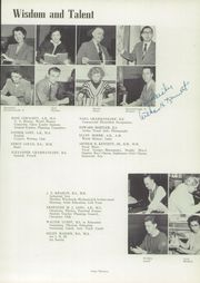 Page 17, 1953 Edition, Normandy High School - Saga Yearbook (Normandy, MO) online yearbook collection