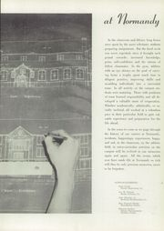 Page 7, 1953 Edition, Normandy High School - Saga Yearbook (Normandy, MO) online yearbook collection