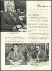 Page 12, 1957 Edition, Normandy High School - Saga Yearbook (Normandy, MO) online yearbook collection