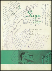 Page 5, 1957 Edition, Normandy High School - Saga Yearbook (Normandy, MO) online yearbook collection