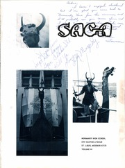 Page 5, 1967 Edition, Normandy High School - Saga Yearbook (Normandy, MO) online yearbook collection