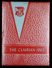 1962 Edition, Saint Clair High School - Clairian Yearbook (St Clair, MO)