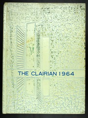 1964 Edition, Saint Clair High School - Clairian Yearbook (St Clair, MO)
