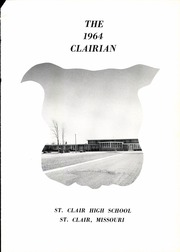 Page 5, 1964 Edition, Saint Clair High School - Clairian Yearbook (St Clair, MO) online yearbook collection
