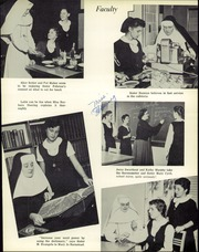 Page 13, 1958 Edition, Incarnate Word Academy - The Light Yearbook (St Louis, MO) online yearbook collection